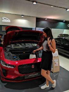 I - Pace Jaguar